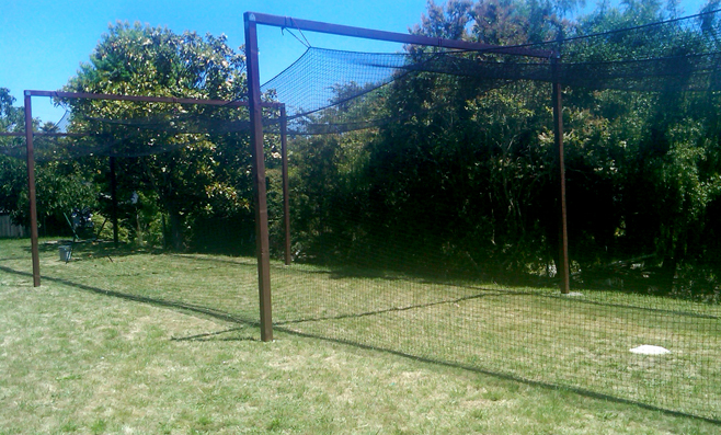 Sports Attack 55 Ft Baseball Cage