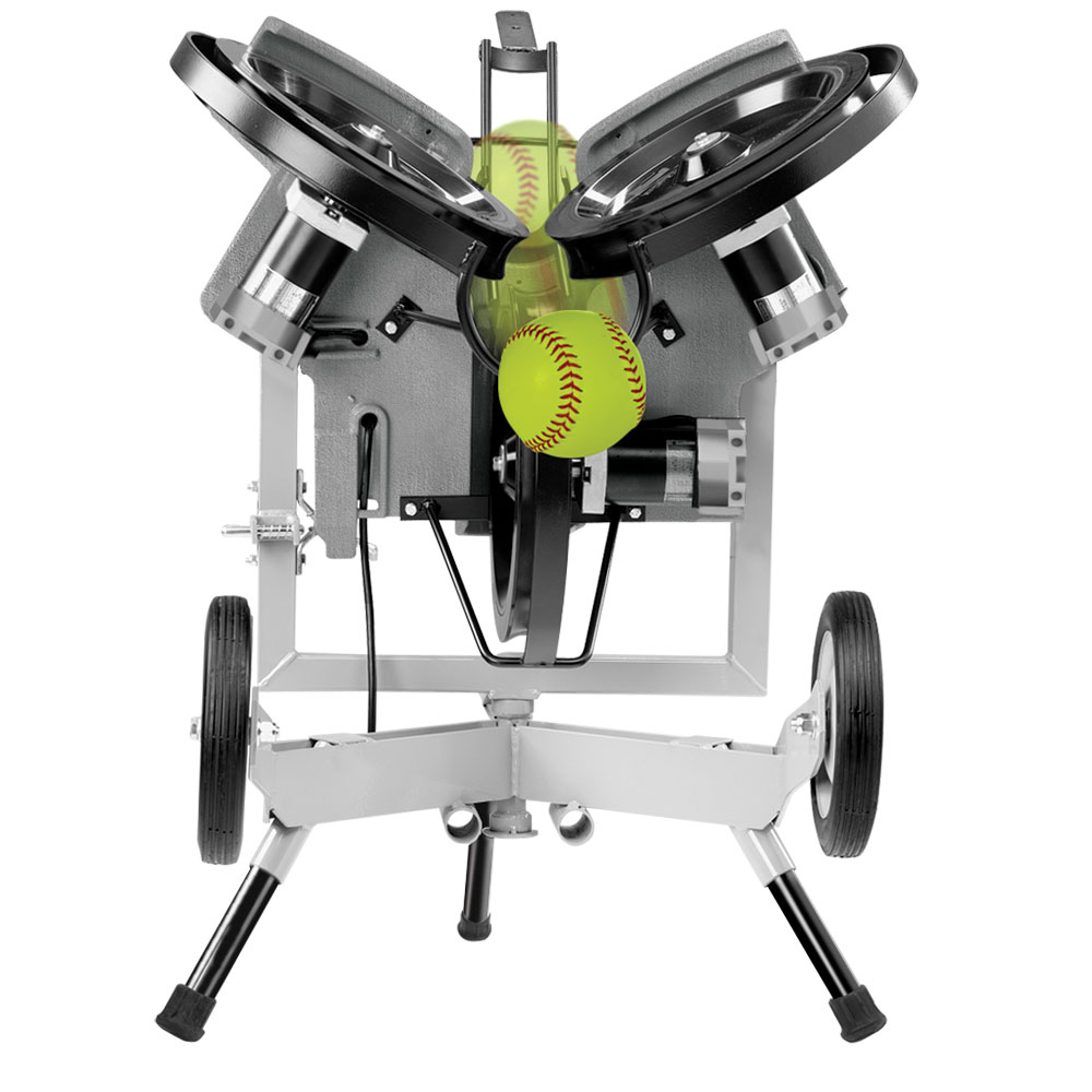pitch softball machine